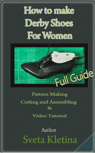 How to make Derby's full shoemaking book