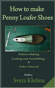 How to make Penny loafers shoes