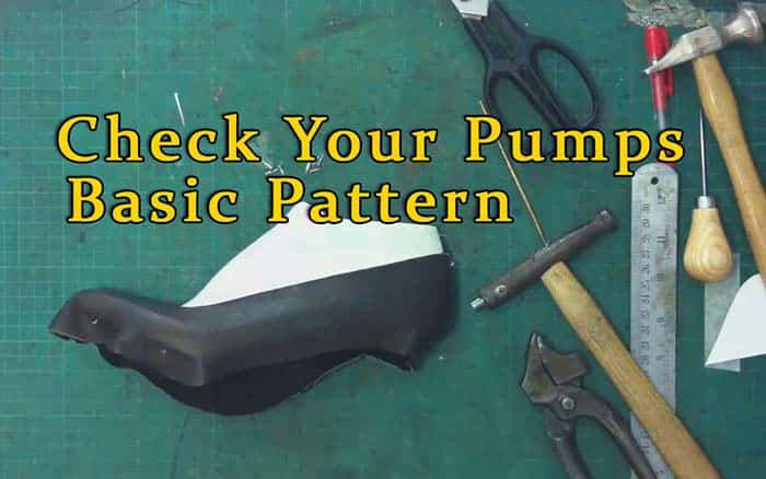 Check Your Pumps Basic Pattern
