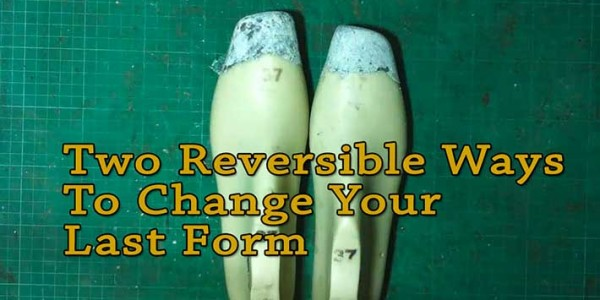 Two Reversible Ways to Change Your Last Form:Part 1