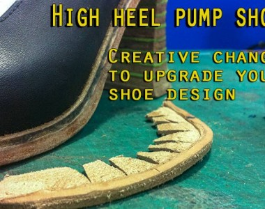High heel pump shoes: Creative changes to upgrade your shoe design- 012