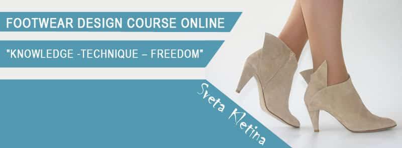 Footwear Design Course