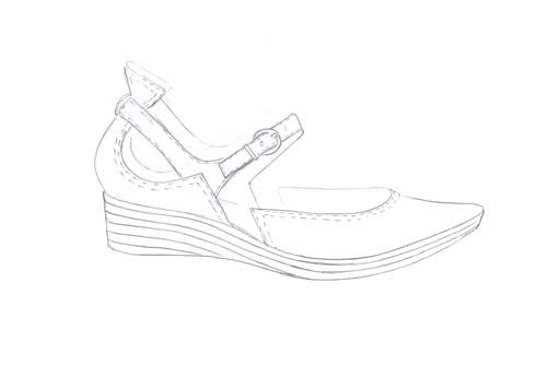 sandal-design-and-Dorsey  shoes design combination