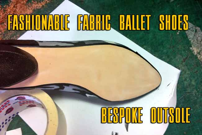 Fashionable-fabric-ballets-Bespoke-outsole