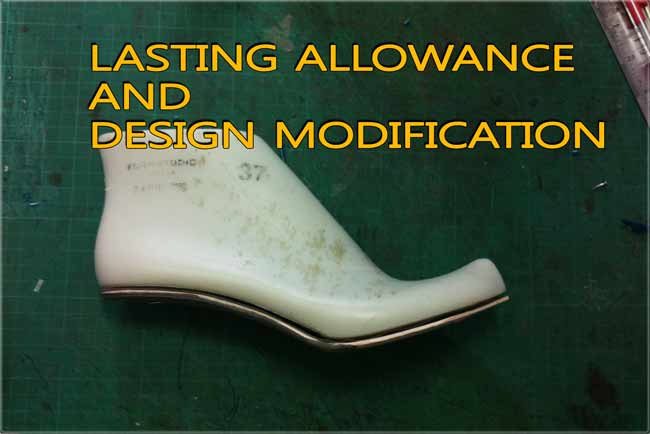 Lasting-allowance-and-design-modification