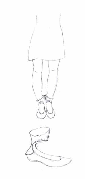 flat/pumps shoes