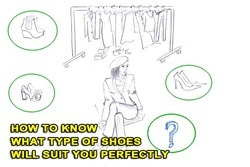 How to know what type of shoes will suit you perfectly