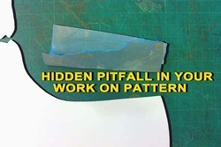 Hidden pitfall in you work on pattern