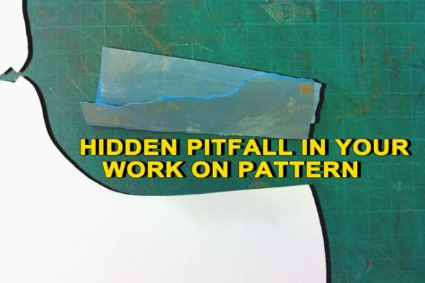 Hidden pitfall in your work on pattern