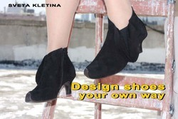 Make your own shoes -Chie Mihara's way