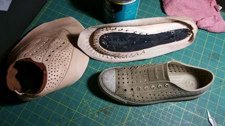 Will this shoe fit without fastening picture 3