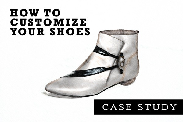 New Case Study: How to Customize Your Shoes to Make Your Feet Happy