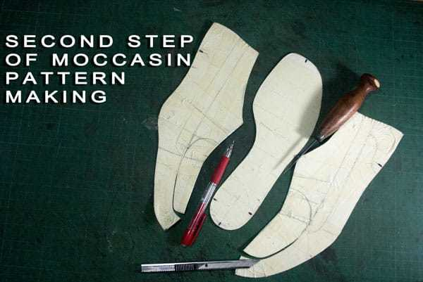 Second-step-of-Moccasin-pattern-making