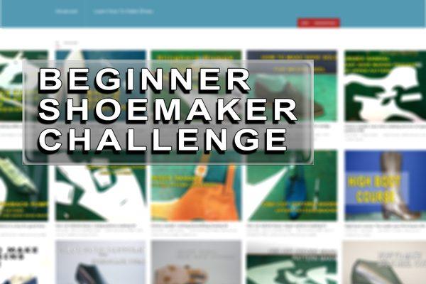 Beginner Shoemaker Challenge