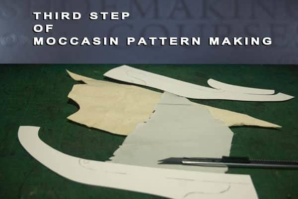 Third-step-of-Moccasin-pattern-making