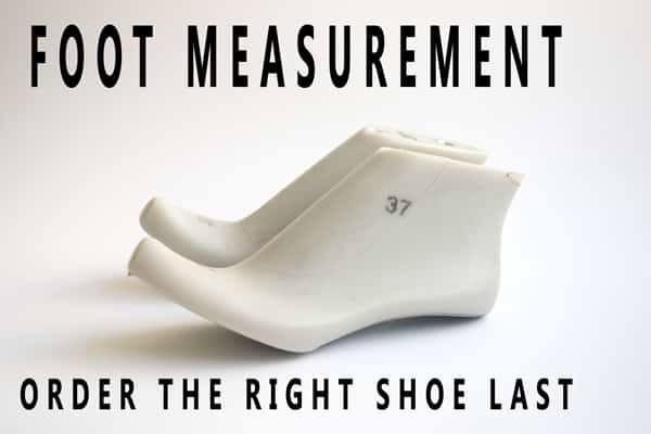 Foot-measurement