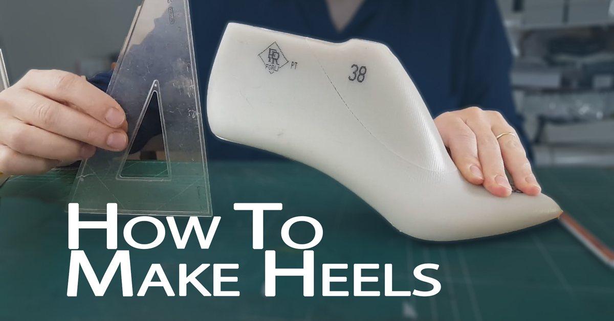 Make Heels and Heel Height Calculation