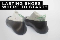 Lasting-shoes