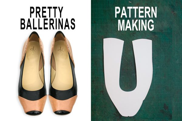 Pretty Ballerinas Pattern Making and What Makes Them Pretty?!
