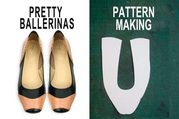 Pretty-Ballerinas pattern making