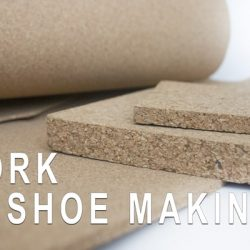 Cork in Shoe making