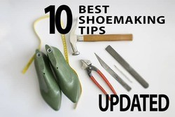 10 best shoemaking tips
