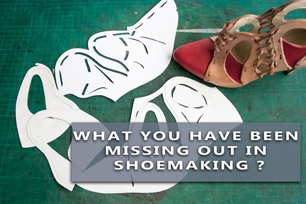 What You Have Been Missing Out In Shoemaking ?