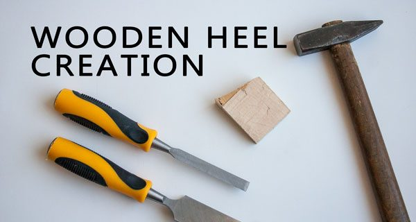 Wooden Heel Creation: T Strap Pump Shoes 18