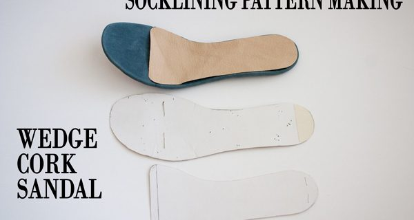 Sock lining pattern making