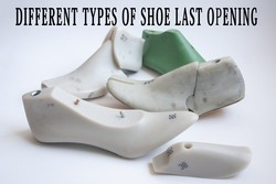 Different types of shoe last
