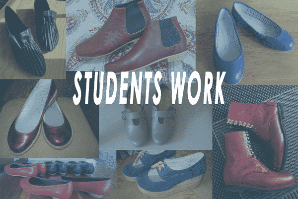 Make your own shoes! Become shoemaking student!