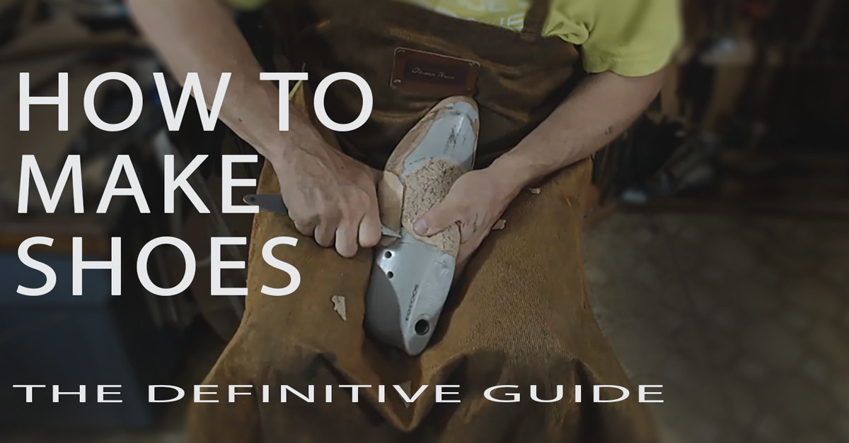 How-to-make-shoes