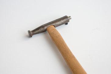 Shoemaker's Magnetic hammer