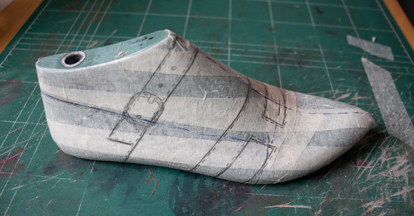 different design of flat ballet shoes