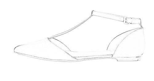 ballets drawing 01
