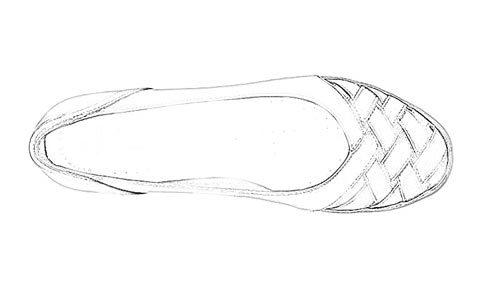 ballets drawing 02=4