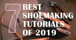 shoemaking tutorials titles and tools