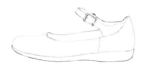 ballets drawing 02