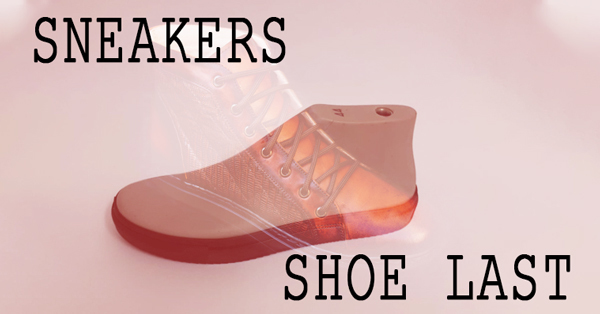 shoe last for sneakers