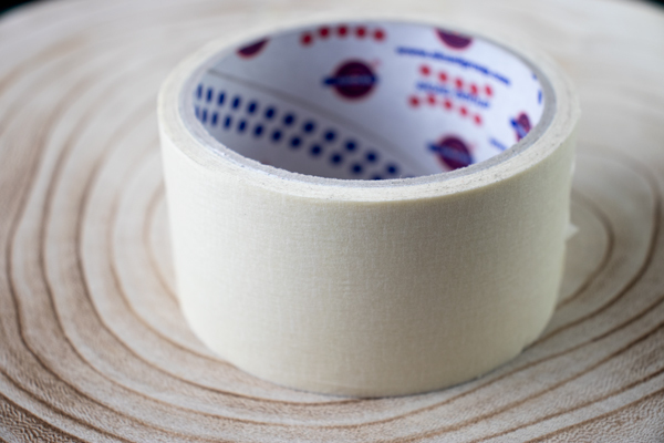 masking tape for shoe pattern making